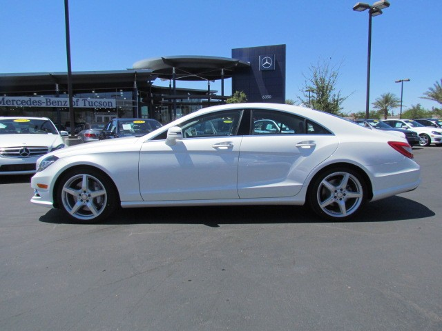 2014 mercedes benz cls class cls550 coupe for sale at for Mercedes benz cls550 2014