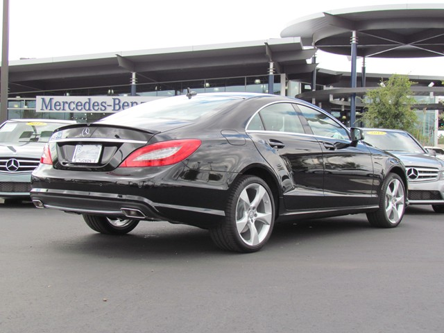 2014 Mercedes Benz Cls Class Cls550 Coupe For Sale At