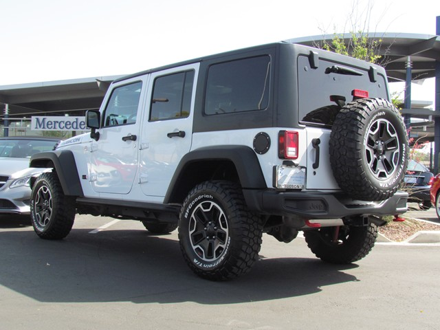 used 2013 jeep wrangler unlimited rubicon 10th anniversary for sale at mercedes benz of tucson. Black Bedroom Furniture Sets. Home Design Ideas