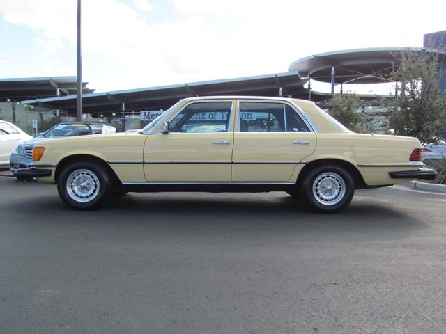 1980 mercedes benz 300 stock m1470800 in tucson for Mercedes benz tucson
