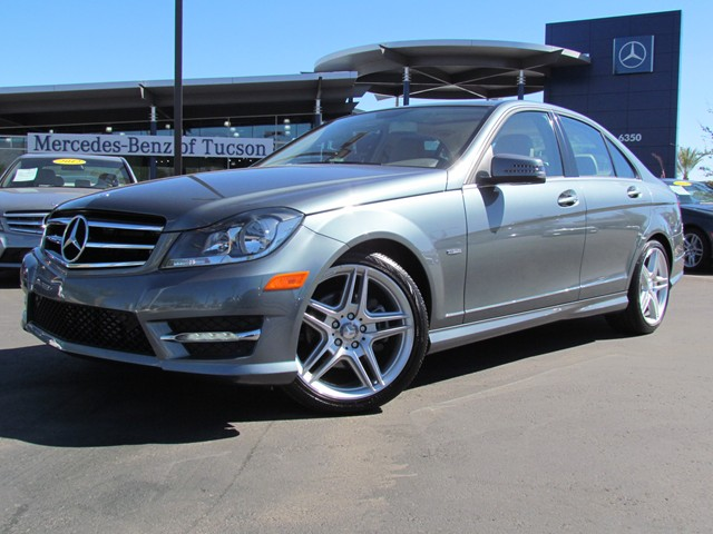 Used audi cars for sale in tucson az at audi of tucson for 2012 mercedes benz c class c250