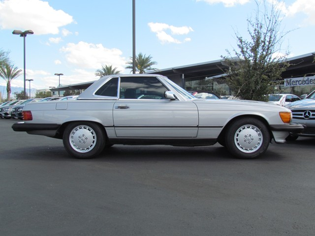 Used 1987 mercedes benz 560 class 560sl for sale at for 1987 mercedes benz 560sl parts
