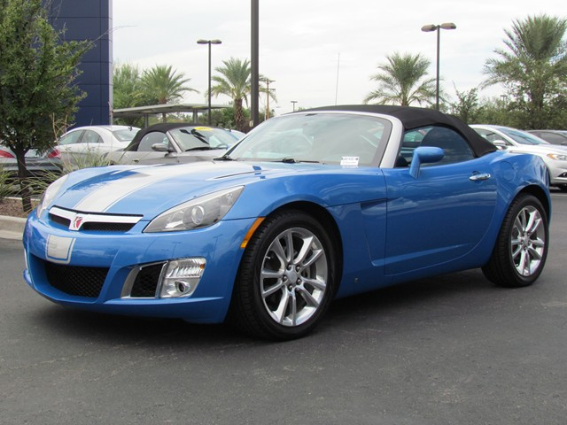 used 2009 saturn sky red line hydro blue le for sale at. Black Bedroom Furniture Sets. Home Design Ideas