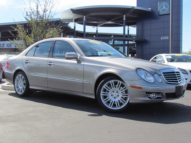 2007 mercedes benz e class e350 4matic stock m1503460a for Mercedes benz tucson az