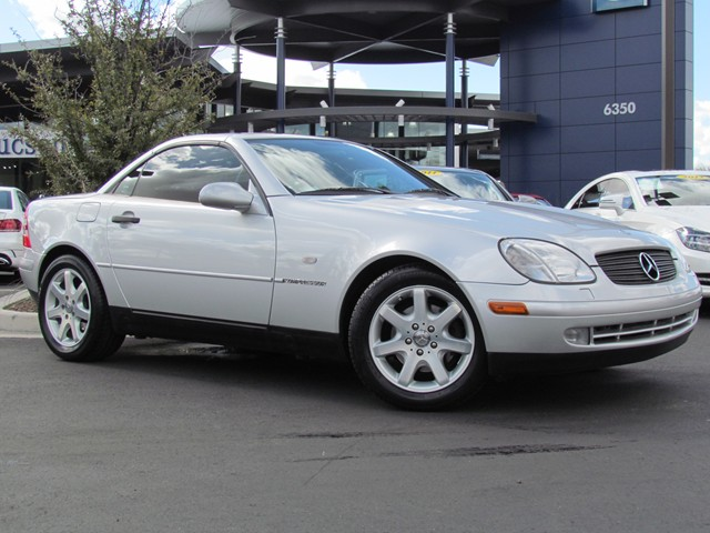 Used 1999 mercedes benz slk class slk230 for sale at for Mercedes benz slk 1999
