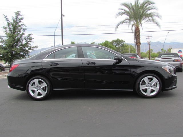Mercedes cla order form autos post for Mercedes benz of new orleans used cars