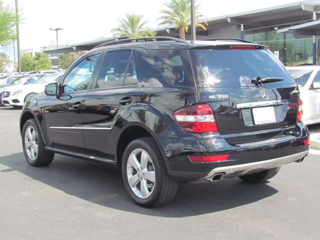 Used 2009 mercedes benz m class ml350 4matic stock for 2009 mercedes benz ml350