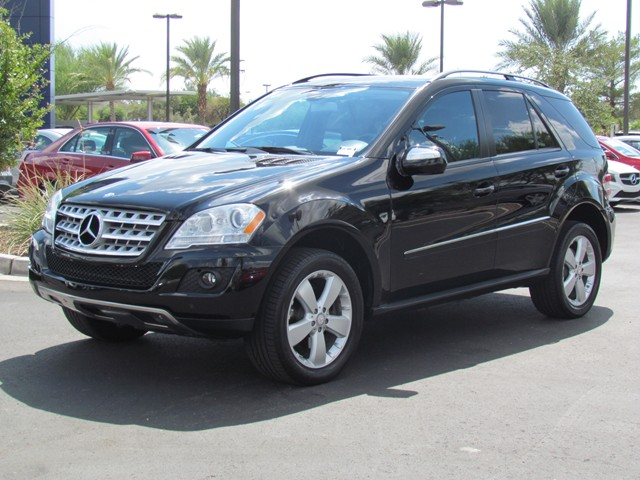 Used 2009 mercedes benz m class ml350 4matic stock for 2009 mercedes benz ml350 price