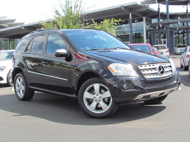 2009 mercedes benz m class ml350 4matic stock m1507110a for 2009 mercedes benz ml350 price