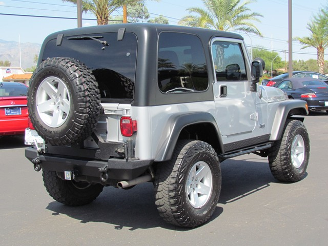 used 2004 jeep wrangler rubicon for sale at mercedes benz. Black Bedroom Furniture Sets. Home Design Ideas