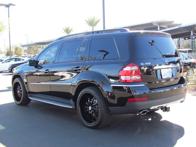 Used 2008 mercedes benz gl class gl450 4matic for sale at for Mercedes benz 2008 gl450 for sale