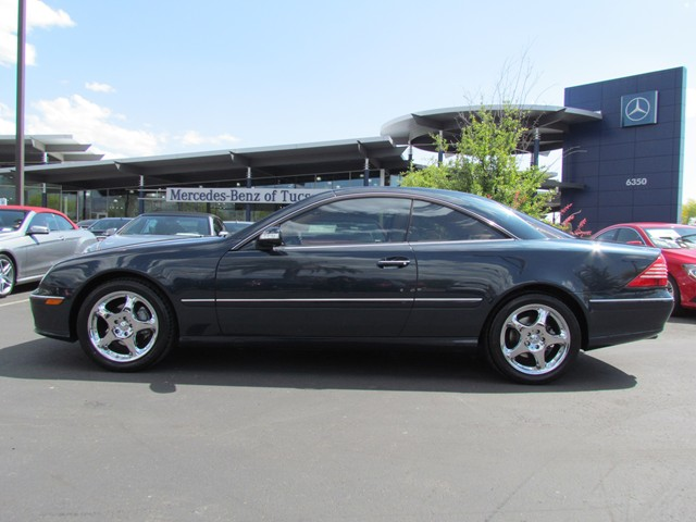 Used 2005 mercedes benz cl class cl500 for sale at for Mercedes benz of tucson