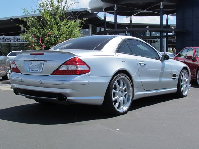 Used 2008 mercedes benz sl class sl550 for sale at for 2008 mercedes benz sl550 for sale