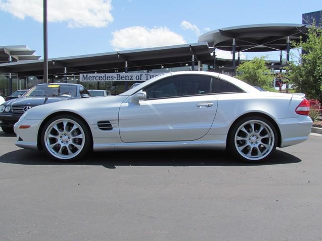 2008 mercedes benz sl class sl550 stock m1570750a in for Mercedes benz tucson az