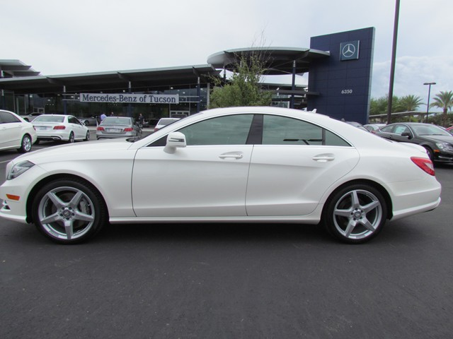 Used 2013 mercedes benz cls class cls550 for sale at for 2013 mercedes benz cls class