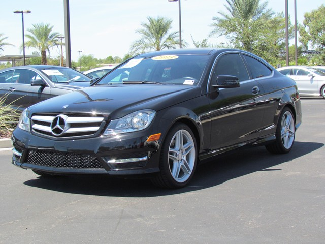 Used 2013 mercedes benz c class c250 stock m1571310 for Mercedes benz c250 used