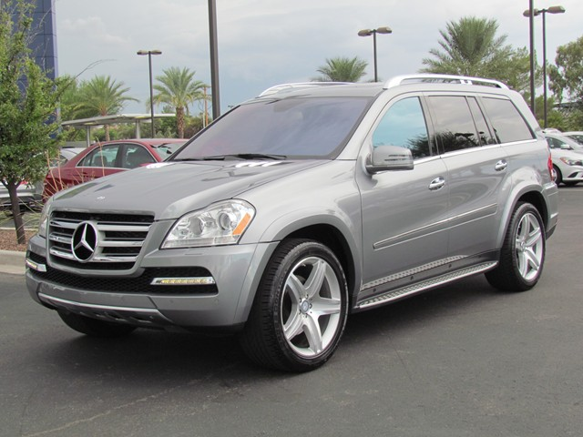 Used 2011 mercedes benz gl class gl550 stock m1571420a for Used mercedes benz gl550