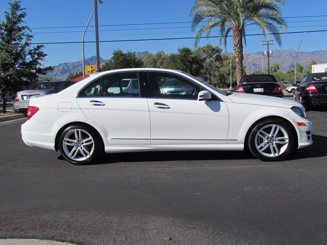 Used 2013 mercedes benz c class c250 sport stock for 2013 mercedes benz c class c250 sport