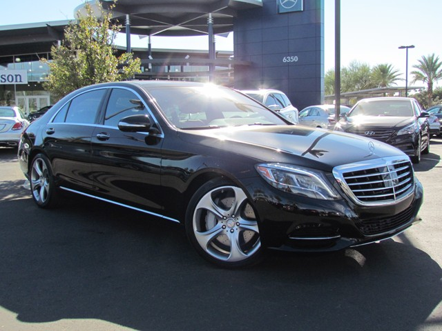 2014 mercedes benz s class s550 used cars in tucson az 85715 for Mercedes benz tucson az