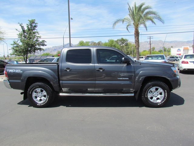 Used 2015 toyota tacoma crew cab for sale stock for Mercedes benz of tacoma