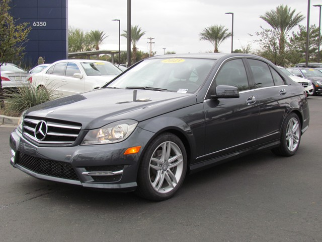 2013 mercedes benz c class c250 sport stock m1670110 in for 2013 mercedes benz c class c250