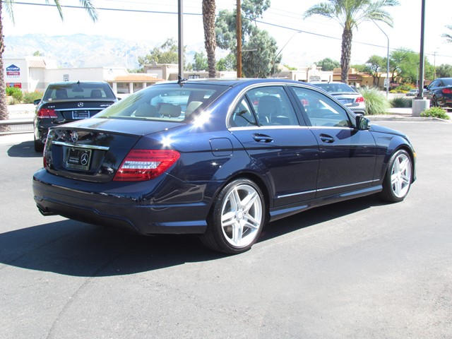 Used 2013 mercedes benz c class c250 sport stock for 2013 mercedes benz c250 sport