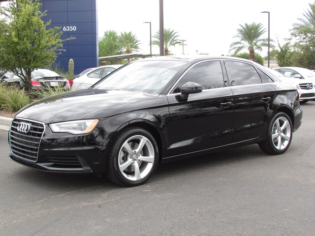 used 2015 audi a3 1 8t premium for sale stock m1671970a mercedes benz of tucson. Black Bedroom Furniture Sets. Home Design Ideas