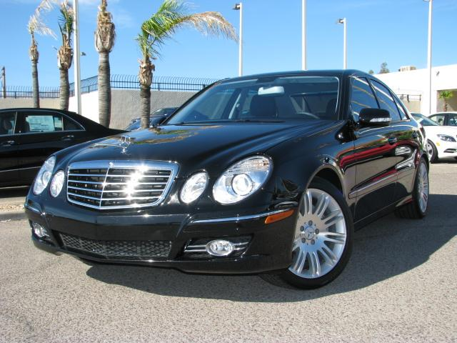Used 2007 mercedes benz e550 for sale 6001 e speedway for 2007 mercedes benz e550