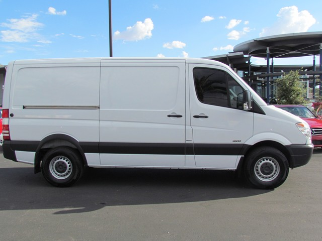 Used 2010 mercedes benz sprinter cargo 2500 144 wb for for 2010 mercedes benz 2500