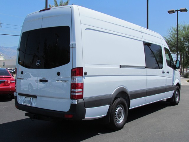 Used 2013 mercedes benz sprinter 2500 170 wb for sale at for Mercedes benz sprinter 170 for sale