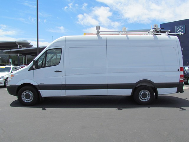 Used 2012 mercedes benz sprinter cargo 2500 170 wb for for Mercedes benz sprinter 170 for sale