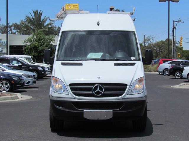 2012 mercedes benz sprinter cargo 2500 170 wb print detail for Mercedes benz of tucson