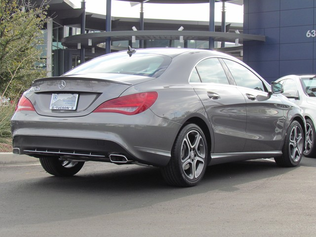 New mercedes benz inventory mercedes benz of tucson for 2014 mercedes benz cla class cla250