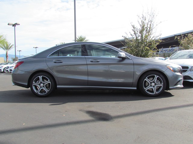 2014 mercedes benz cla class cla250 coupe for sale at for Mercedes benz cla250 coupe