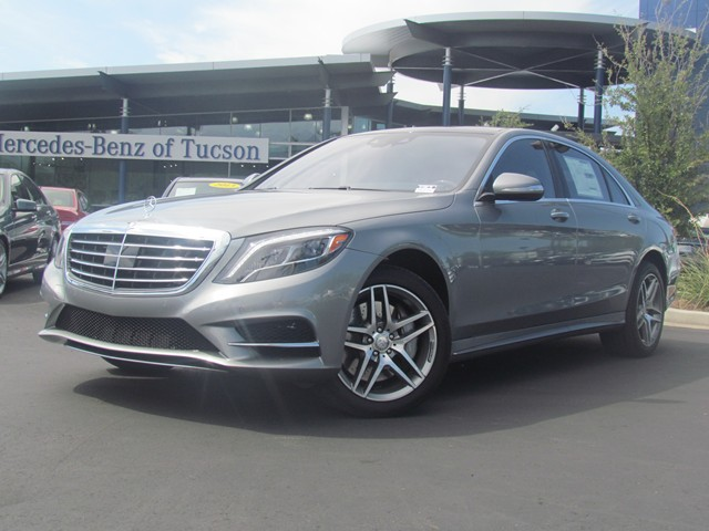2015 mercedes benz s class s550 sedan for sale at mercedes for Mercedes benz of tucson