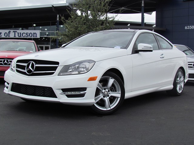 2015 mercedes benz c class c250 coupe for sale at mercedes benz of tucson stock m1500440. Black Bedroom Furniture Sets. Home Design Ideas