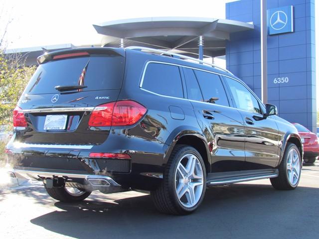 2015 mercedes benz gl class gl550 4matic suv for sale at for Mercedes benz gl class suv price