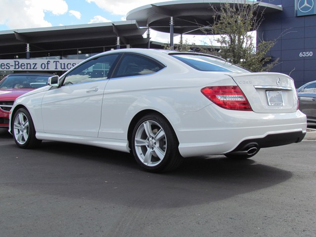 2015 mercedes benz c class c250 coupe for sale at mercedes for Mercedes benz tucson