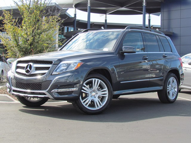 2015 Mercedes Benz Glk Class Glk350 Suv For Sale At