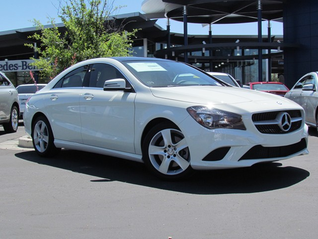 2015 mercedes benz cla class cla250 coupe for sale at for Mercedes benz cla250 coupe