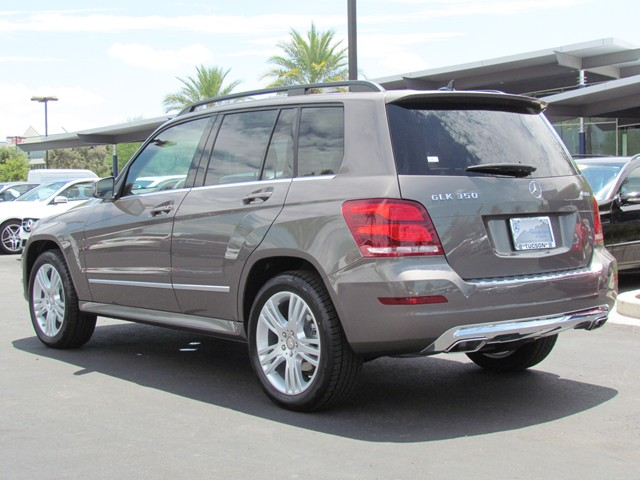 2015 Mercedes Benz Glk Class Glk350 4matic Suv For Sale At