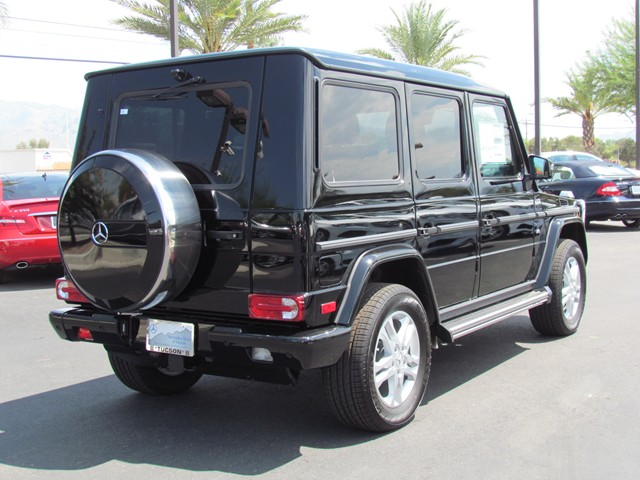 2015 mercedes benz g class g550 4matic suv for sale at for Used mercedes benz g550 for sale