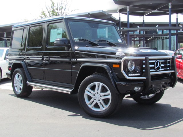 2015 mercedes benz g class g550 4matic suv for sale at for Mercedes benz g550 suv used