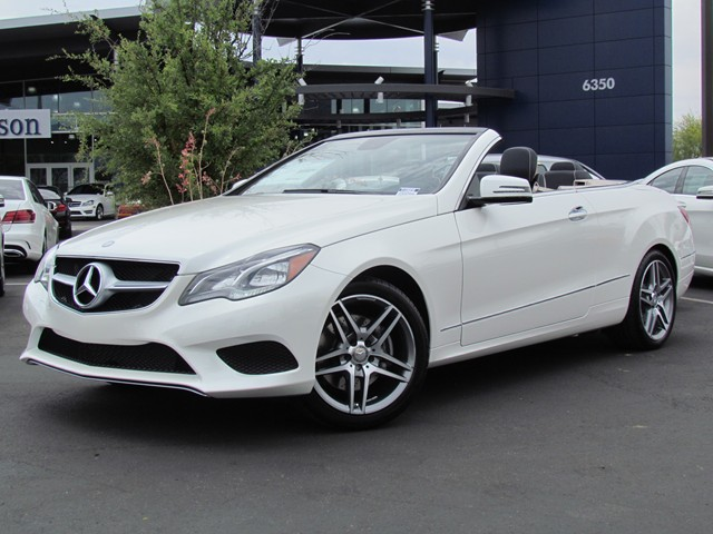 2016 mercedes benz e class e400 cabriolet for sale at. Black Bedroom Furniture Sets. Home Design Ideas