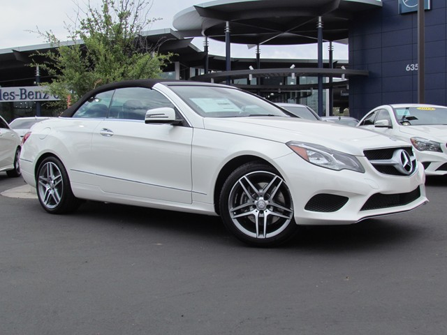 2016 mercedes benz e class e400 cabriolet for sale at for Mercedes benz of tucson
