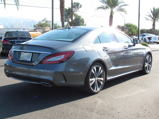 2016 mercedes benz cls cls400 sedan for sale stock