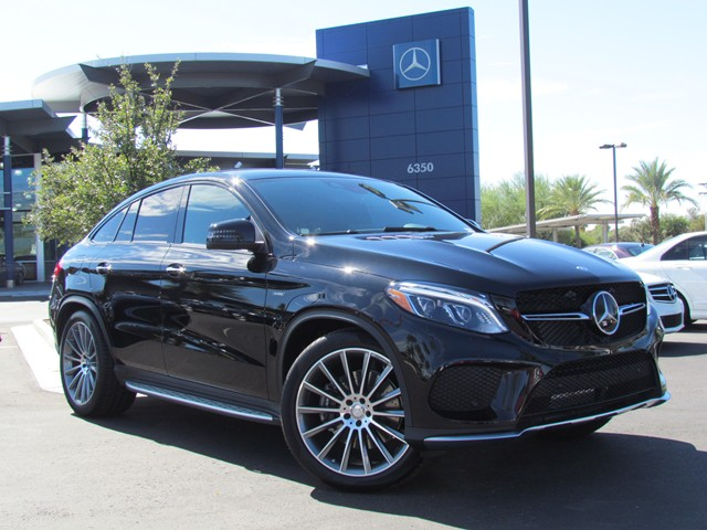 2016 mercedes benz gle class gle450 amg coupe 4matic suv. Black Bedroom Furniture Sets. Home Design Ideas