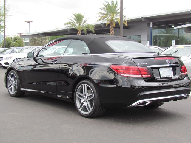 2016 mercedes benz e class e550 cabriolet for sale at for Mercedes benz e class 2016 for sale