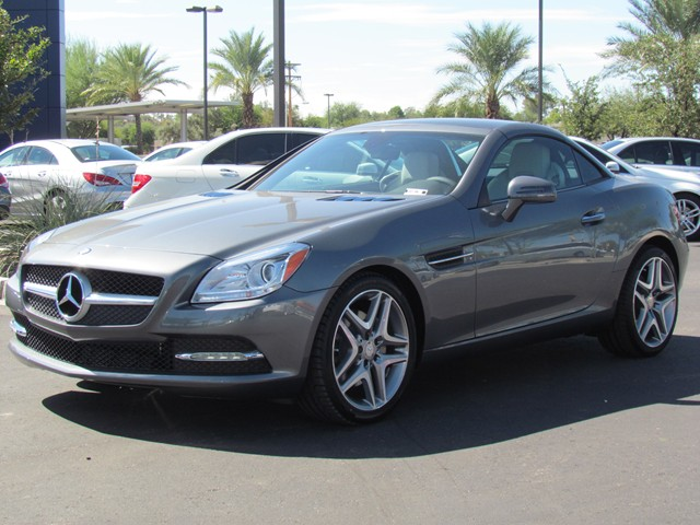 2016 mercedes benz slk class slk300 roadster for sale at for 2016 mercedes benz slk class msrp
