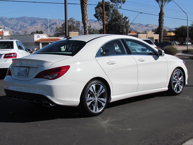 2016 mercedes benz cla cla250 4matic coupe for sale stock m1603250 mercedes benz of tucson. Black Bedroom Furniture Sets. Home Design Ideas